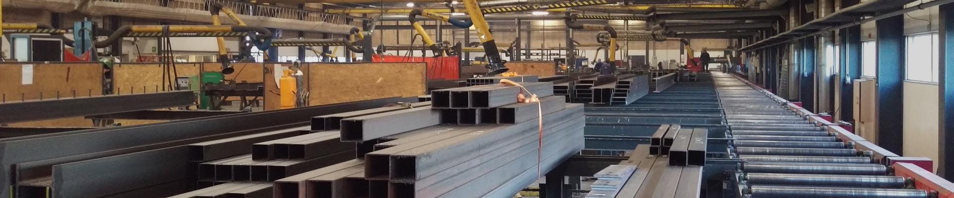 Online Auction – Honeywell - Steel Fabrication, Garage Workshop Equipment and Internal Transport