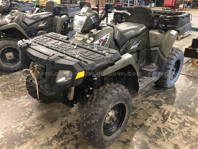 2009 Polaris Sportsman 500HD