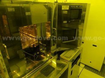 Texas Instruments 200mm Overlay - TKK 'MAC-92MV1'