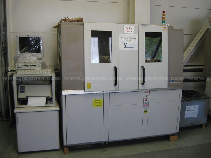 1998 Rigaku RU-H3R Rotating Anode X-Ray Diffractometer