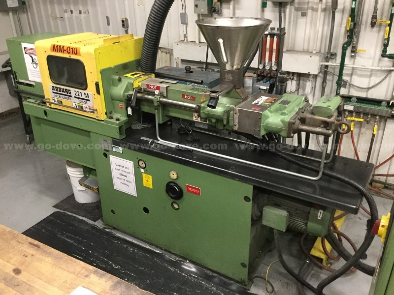 Online Auction/Make Offer - Sale of Machine Tools, Facility