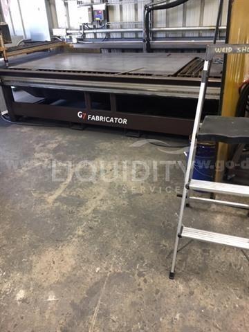 G7 Fabricator and Victor Ultra-Cut 200XT