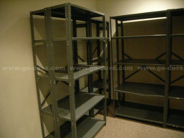 Shelving and File Cabinets