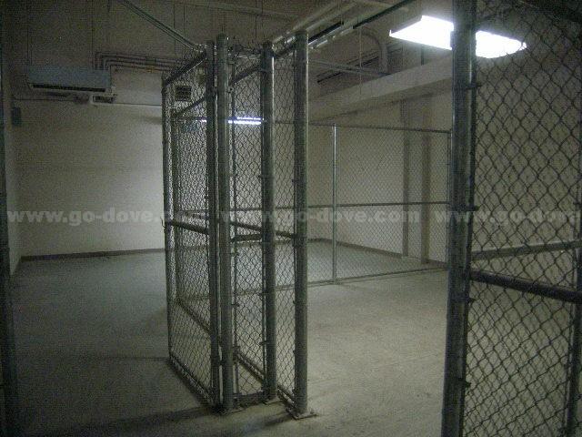 Fencing Cage