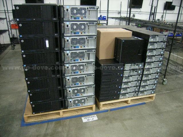 114ea (Apprx) HP Desktop PCs