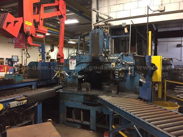 RTE Corporation Core Pressing System