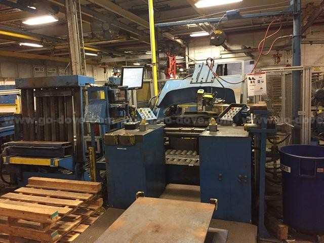 Hammel Machine Core Pressing System