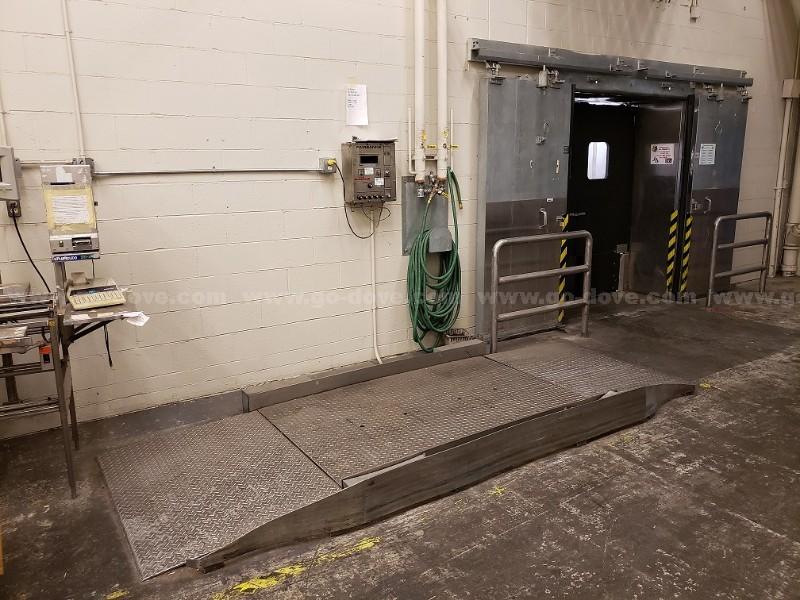Fairbanks H90-7300 Floor Scale