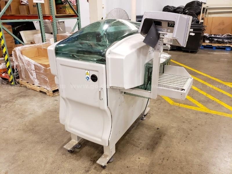2008 Mettler Toledo 8270/Solomax 0647 Scale/Printer