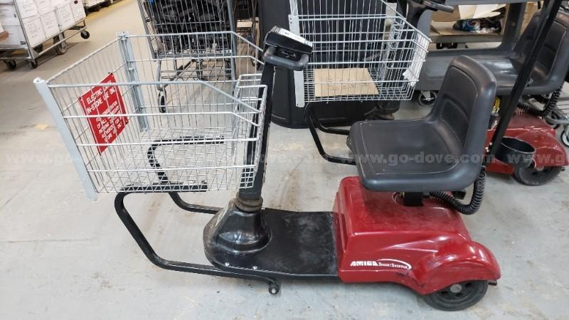 2013 Amigo Motorized Handicap Cart