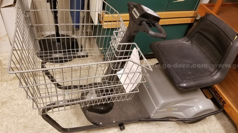 2014 Amigo Smart Shopper Carts
