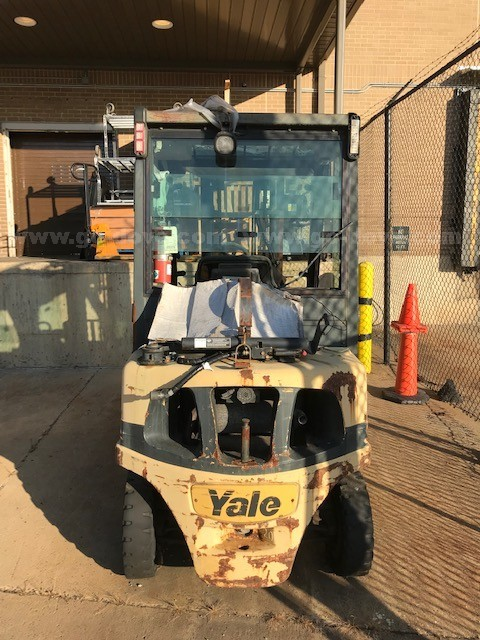 2006 Yale  Propane Forklift,
