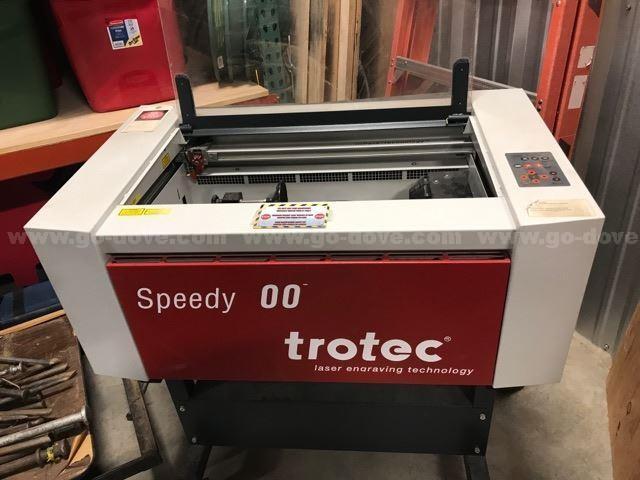 Trotec Speedy Laser Engraver