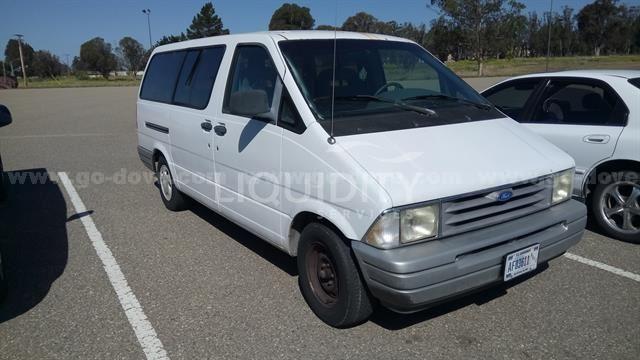 1995 Ford Aerostar Van