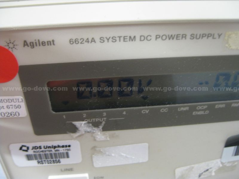 7ea Agilent/Hewlett Packard DC Power Supplies