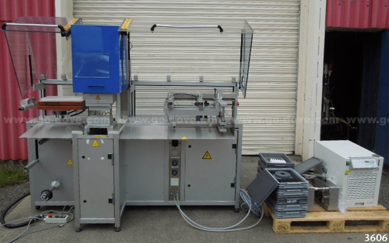 Automatic Blister Packer