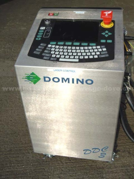 High Speed Laser Coding System