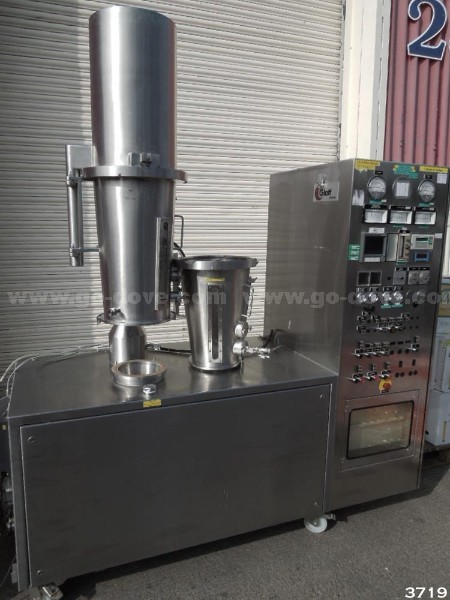 Fluid Bed Dryer Granulator Processor