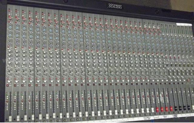 Crest Audio Mixer