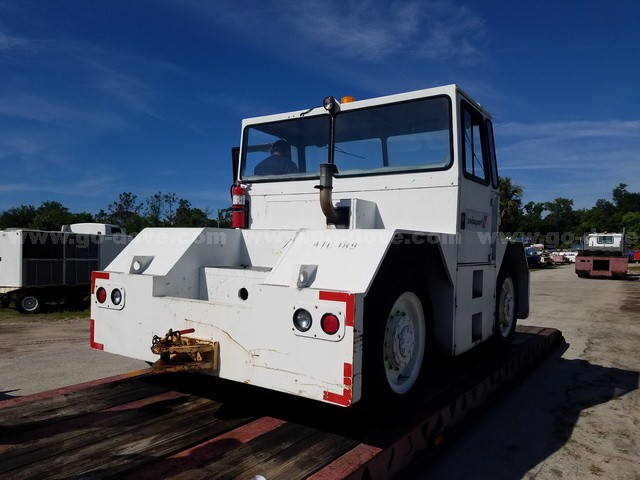 1994 Simmons Rand TA35 Tractor