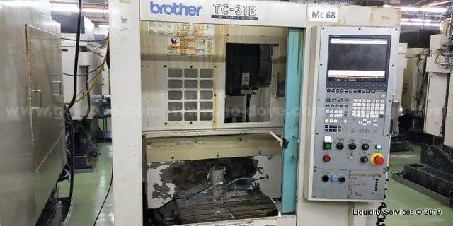 CNC TAPPING CENTER MCH(TC-31B)