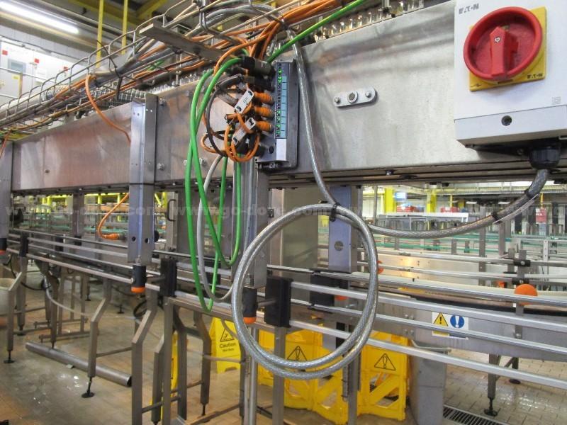 Bottle Transfer Conveyor
