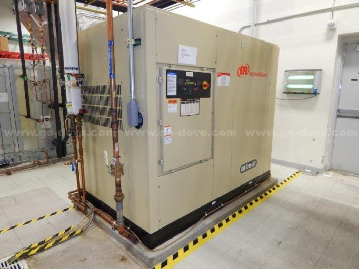 290 CFM Ingersoll-Rand Oil-Free Air Compressor