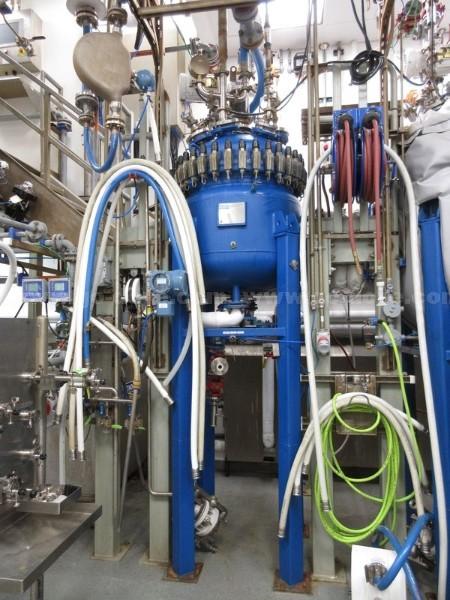 200 Liter Glass Lined Reactor
