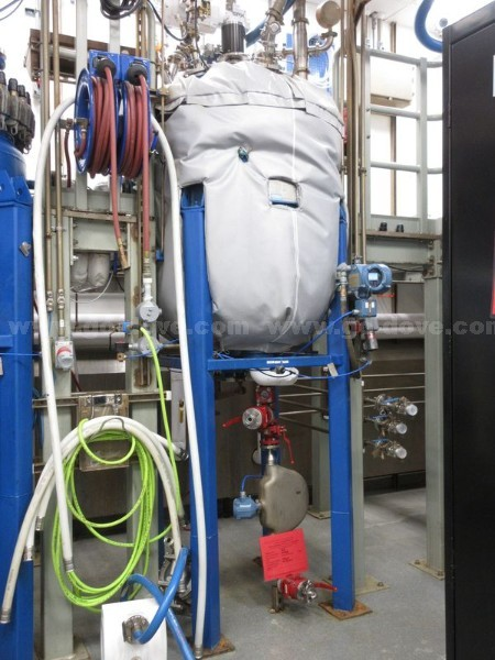 500 Liter Glass Lined Reactor