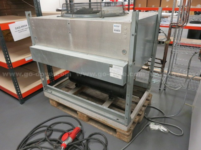 Remote Air Cooled Condenser Unit