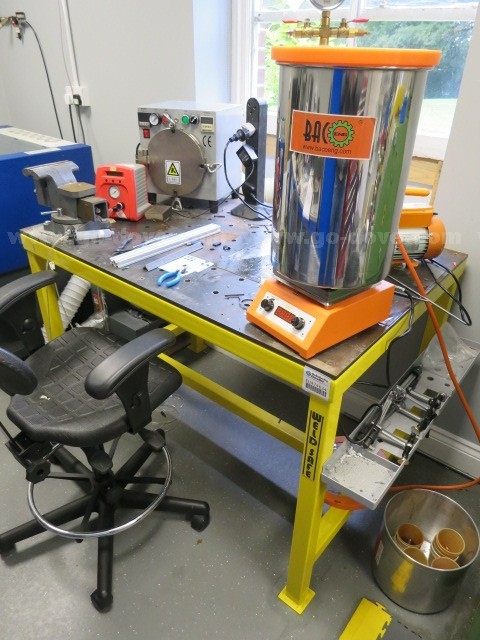 Welding Table & Contents