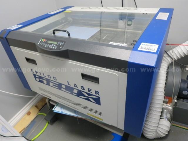 Epilog Laser Engraver/Cutter